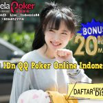 Situs IDn QQ Poker Online Indonesia