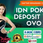 IDN Poker Deposit Via OVO